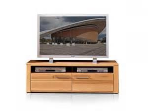 tv schrank kernbuche nestor plus tv unterteil kernbuche wohnzimmer tv schrank