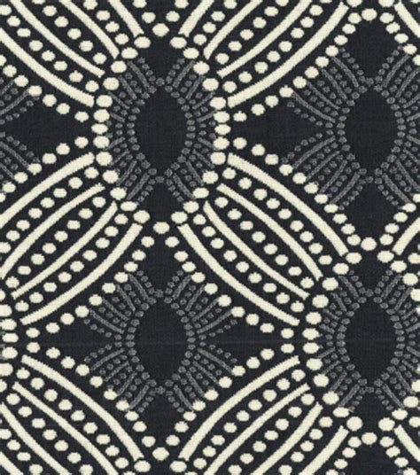 Hgtv Upholstery Fabric by Hgtv Home Upholstery Fabric Time Zone Onyx Jo
