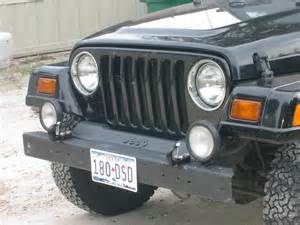 tow hooks on stock bumpers jeep wrangler forum