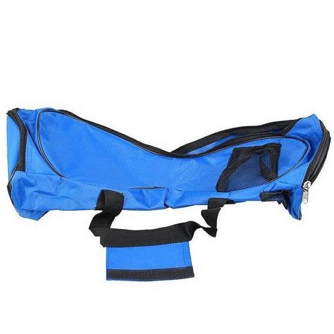 Uniwheel Portable Carrier Bag For Self Balance Electric Scooter Blue Portable 2 Wheels Self Balancing Smart Board Electric Scooter Carrier Bag F Ebay