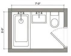 5x7 bathroom plans 1000 ideas about small bathroom layout on