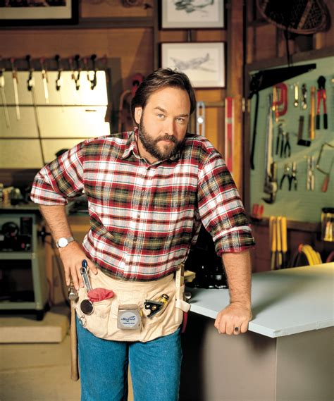richard karn as al on home improvement hallmark channel