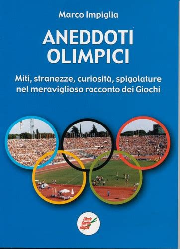 libreria sportiva roma aneddoti olimpici roma