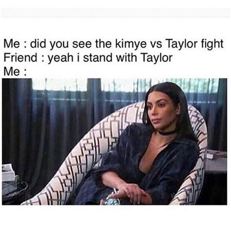 Beste Memes - geweldig de beste memes over het hele taylor versus kimye