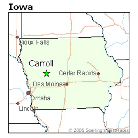 houses for sale carroll iowa best places to live in carroll iowa