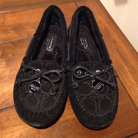 coach house shoes 25 off coach shoes coach slippers from corina s closet on poshmark