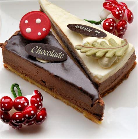 Cherry And Chocolate X-mas Cake Free Stock Photo - Public ... Gateau De