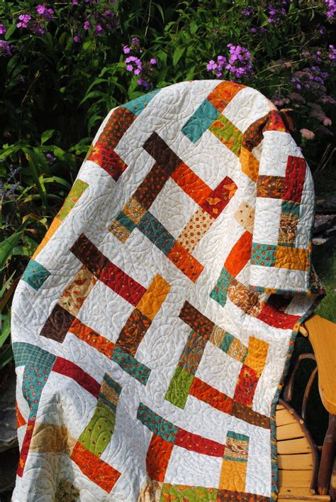 Easy Quilt Patterns Using Quarters by Quilt Pattern Easy And Layer Cake Jelly Roll