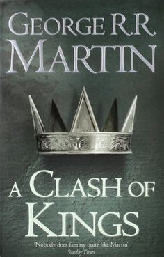 0007447833 a clash of kings a game of thrones book cover geekism pinterest