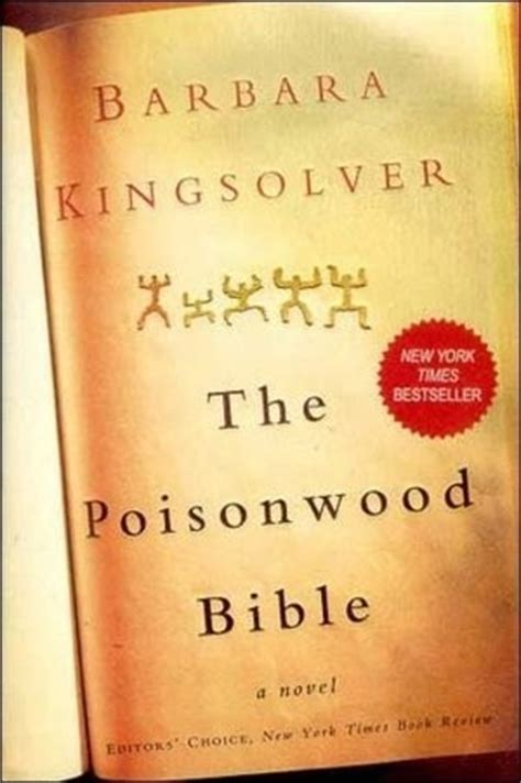 the poisonwood bible revisiting the poisonwood bible by barbara kingslover