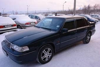 how petrol cars work 1996 volvo 960 transmission control used 1996 volvo 960 photos 2500cc gasoline fr or rr manual for sale
