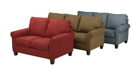 ashley loveseat sleeper sofa sleeper twin zeth crimson queen sofa sleeper