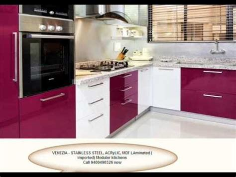 acrylic doors india acrylic kitchen cabinets cost india stainless steel modular kitchen 09400490326 call kerala