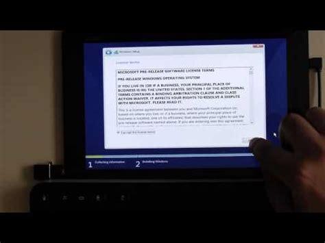 windows 10 wimboot tutorial installing windows 10 on asus t100ta wimboot funnycat tv