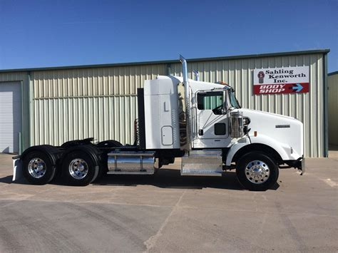 kenworth trucks 2016 2016 kenworth t800 for sale 15 used trucks from 100 900
