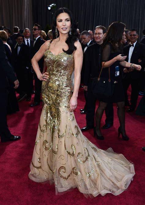 Catwalk To Carpet Catherine Zeta Jones by Oscars Fug Or Fab Carpet Catherine Zeta Jones Go Fug