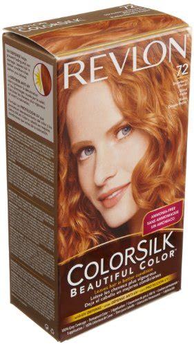 strawbrrry blonde box color revlon hair color strawberry blonde 72