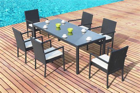 mobilier de jardin castorama salon de jardin usine concept qaland