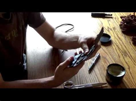 Deepwoods Handcraft - deepwood handcraft pocket fishing kit leather