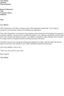 announcement letter sle free business letter