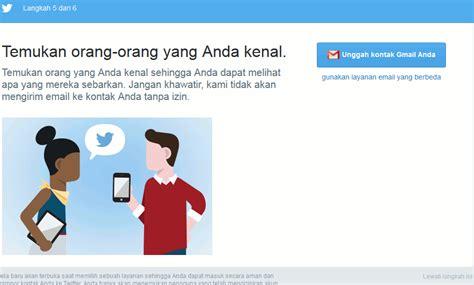 cara membuat twitter tanpa kode verifikasi cara membuat twitter daftar twitter tanpa no hp