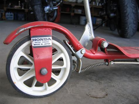 Honda Kick N Go by Personal Pictures Honda Kick N Go Pnw3 Image Gallery
