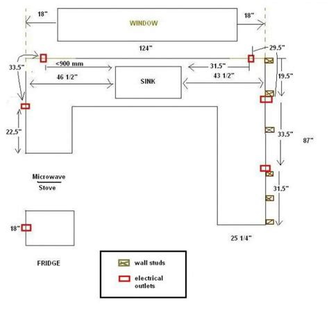 kitchen gfci wiring diagram kitchen wiring schematic