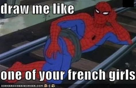 Spiderman Cartoon Meme - monday mirth trip the spiderman meme fantastic a dude