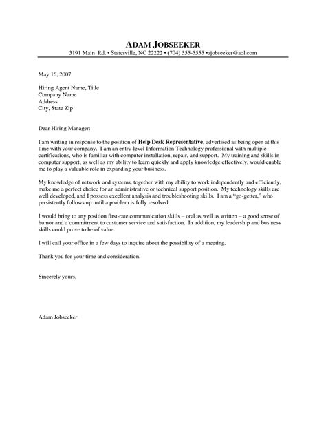 Transportation Engineer Cover Letter by Cover Letter Exles Entry Level The Letter Sle