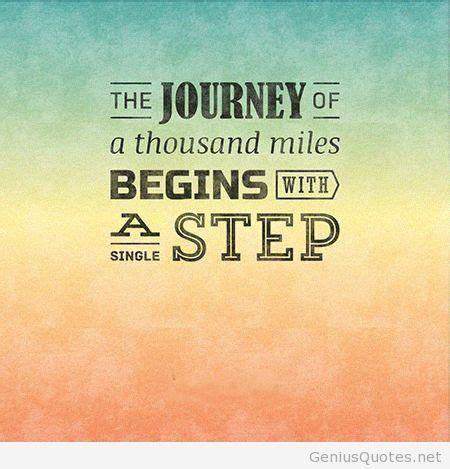 new journey quotes