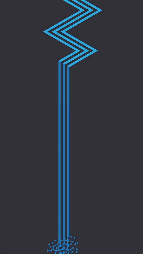 minimal pattern iphone wallpaper iphonepapers com apple iphone wallpaper vz23 minimal blue