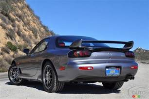 2002 mazda rx 7 spirit r type a review car news auto123