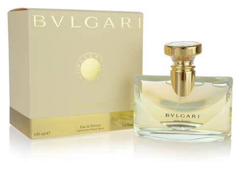 Parfum Bvlgari Pour bvlgari pour femme eau de parfum for 100 ml
