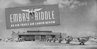 Embry Riddle Mba In Aviation Reviews by Embry Riddle An Air Trails Air Career Review November