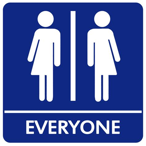 bathroom signs canada edmonton councillors approve gender neutral washroom signs