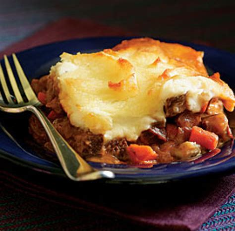 Steak Cottage Pie by Cottage Pie With Beef Carrots Recipe Just A Pinch Recipes