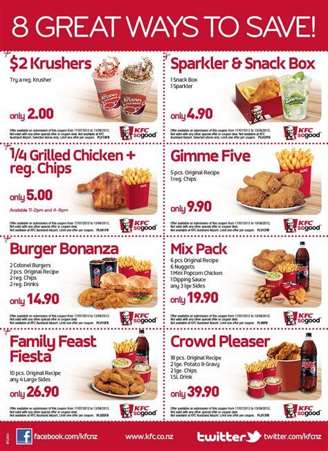 printable kfc vouchers uk print kfc coupons voucher may chicken