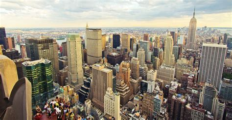 New City Top new york tours top of the rock tickets