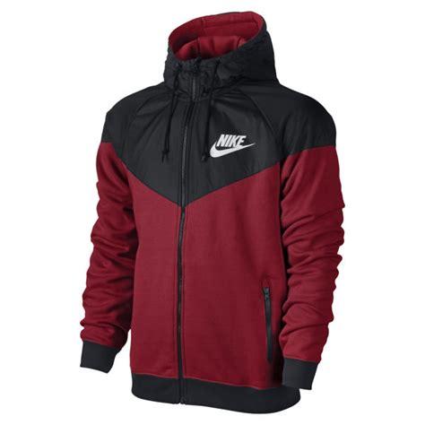 Nike Merqueen Winbreaker Size 40 44 nike s windrunner fleece mix jacket sports