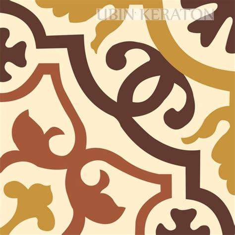 Ubin Kunci ubin keraton pusat tegel motif lantai rumah kunci