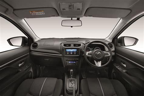perodua aruz dl  interior image   malaysia reviews specs prices carbasemy