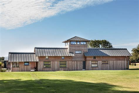 wwii airbase becomes a farmhouse design milk