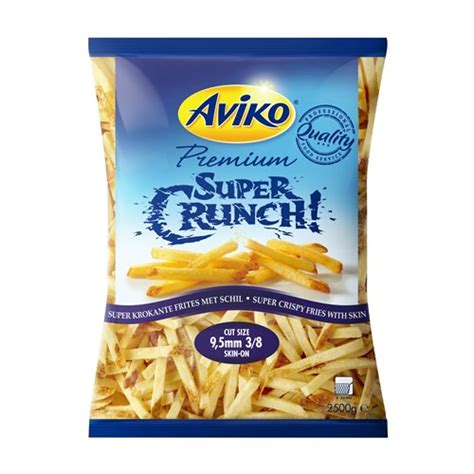 Fries Aviko wholesale fries supercrunch thin cut aviko uk