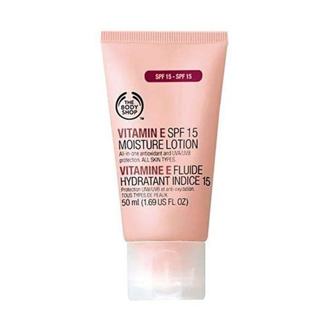 Harga The Shop Lotion jual the shop vitamin e spf15 moisturiser lotion 50ml