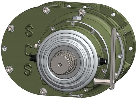 transmissions scs gearbox