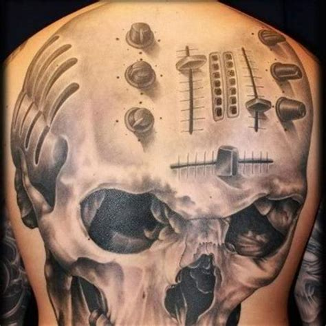 tattoos for men skull tattoo models designs quotes and