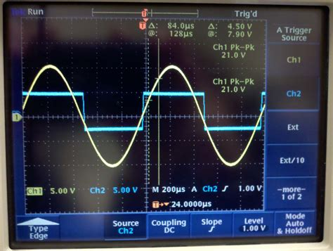 measure inductance with function generator easily measuring inductance with arduino reibot org