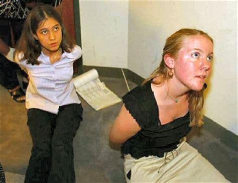 handcuffed females america s best lifechangers