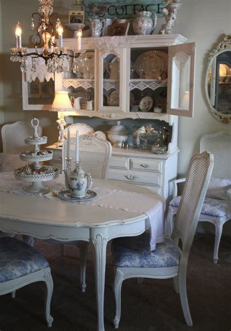 shabby chic dining room chairs 39 beautiful shabby chic dining room design ideas digsdigs