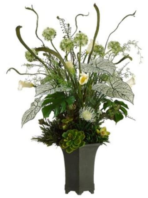 Silk Flower Arrangements by Silk Flower Arrangements Small Medium Large Arrangements
